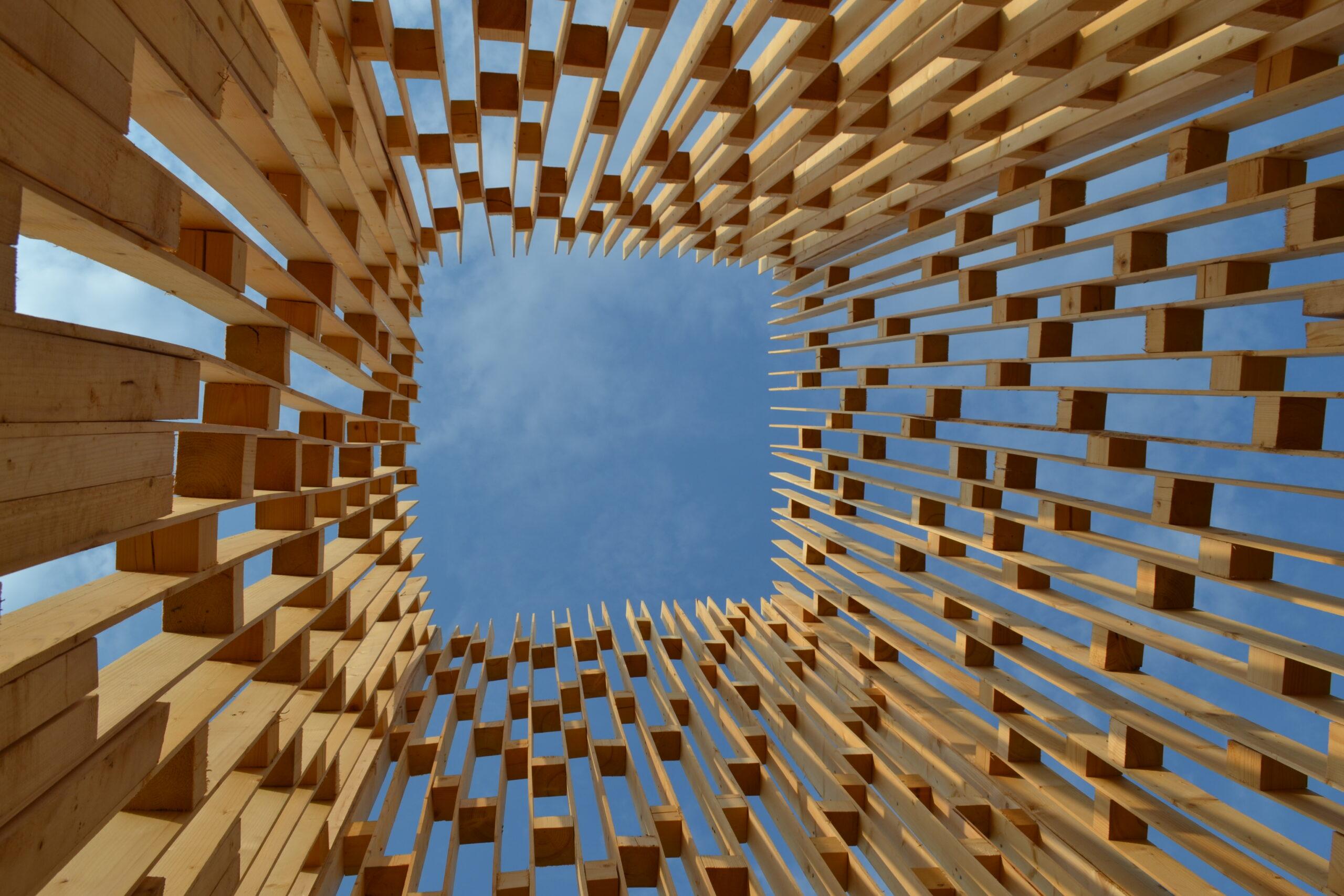 дървена конструкция уъркшоп