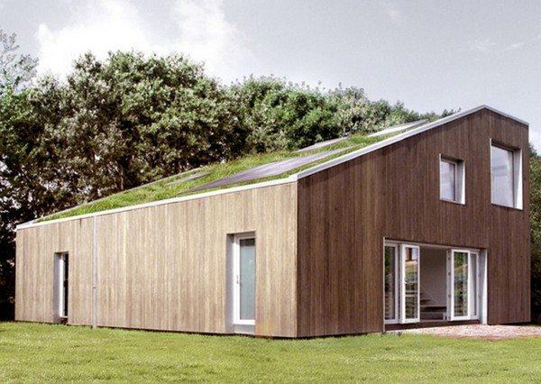 модерна къща от контейнери